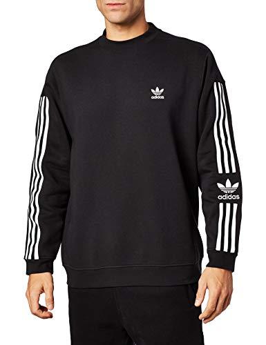 adidas Tech Crew Sweatshirt für Herren S Schwarz