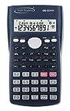 Calcolatrice scientifica anticipata, 240 funzioni, calcolatrice scientifica di ingegneria a 2 linee, display LCD, ufficio ufficio medio, studenti SAT/AP test