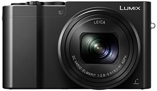 Panasonic Lumix DMC-TZ100 Compact Digital Camera (25-250 mm, 10x Optical Zoom, F2.8-5.9 Leica Lens)...
