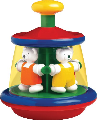 Cheap Schylling Ambi  Ted And Tess Carousel