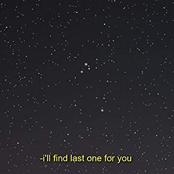 i'll find last one for you (feat. Achex)