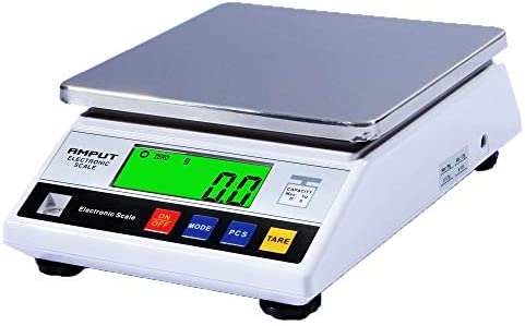RESHY High Precision 5kg x 0 1g Digital Accurate Electronic Balance Lab Scale Laboratory Weighing product image
