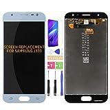 Kit de montage d'écran LCD numériseur de remplacement pour Samsung Galaxy J3 2017 J330 DUOS J330G...