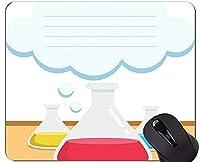 科学化学幾何学数学の賭博のマウスパッドの習慣、科学のゴム製マウスパッド