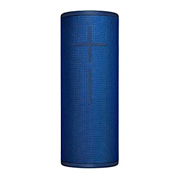 Ultimate Ears MEGABOOM 3 Portable Wireless Bluetooth Speaker  Powerful Sound + Thundering Bass Bluetooth Magic Button Waterproof Battery 20 hours  - Lagoon Blue