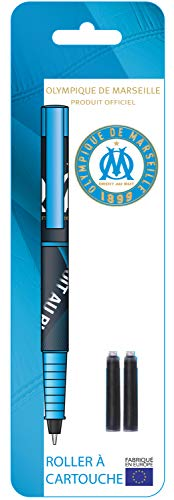 OLYMPIQUE DE MARSEILLE Stylo Roller Om - Collection Officielle