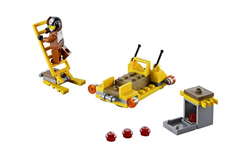 Chasseur LEGO Star Wars Poe X-Wing Fighter 75102 - 717 Pièces - 8