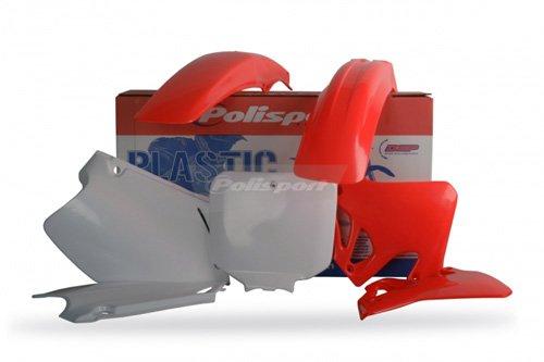 Polisport 90079 kit cr125 95-97/cr250 oe red 95-96 (90079)