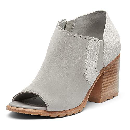 Sorel Nadia Ankle Bootie Dove 8