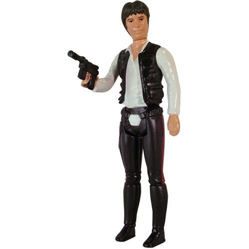 Kenner Retro (12 Inch Action Figure) Star Wars - Han Solo Hot Toys [JAPAN] image
