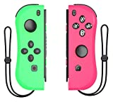 WUTONG Wireless Bluetooth Game Controller Gamepad for Nintendo Switch NS Game for Nintend Switch Console, D Gaming Controller (Color : B)