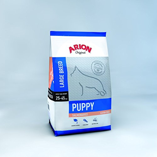 Arion - Puppy large salmon & rice
