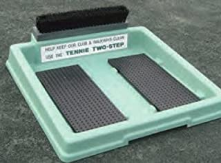 Tennis, Bocce, Golf Court Accessories - Shoe Cleaners - Tennis Two-Step WITH BRUSH