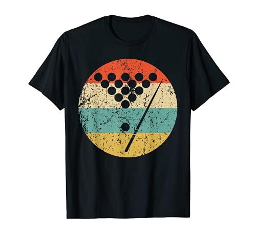 Billiards Shirt - Vintage Retro Pool T-Shirt