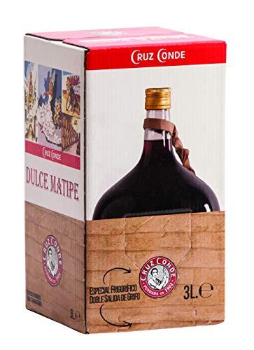 Vino Dulce Matipe Cruz Conde 12,5º Box 3 litros