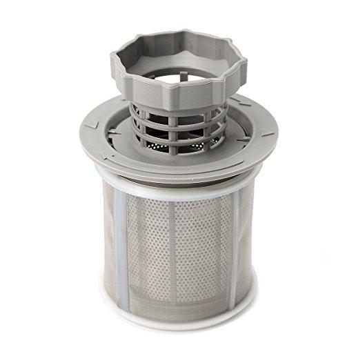 ILS - Vervangende Micro Mesh Filter Twee Onderdelen voor Keuken Bosch Vaatwasser
