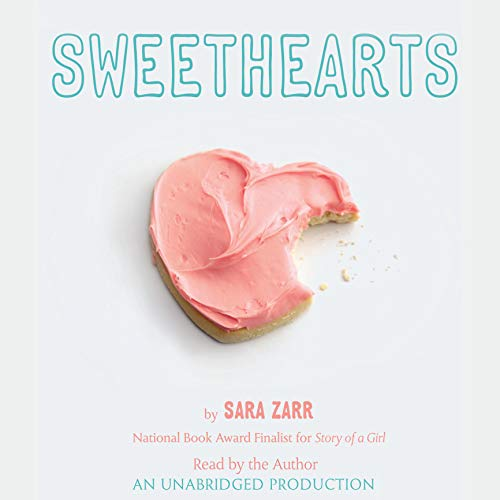 Sweethearts audiobook cover art
