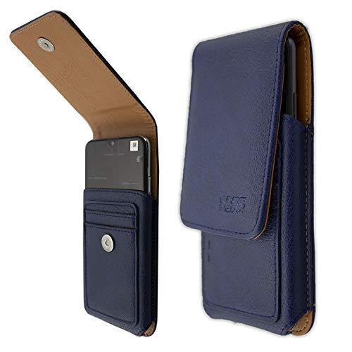 caseroxx Outdoor Tasche für Gigaset GS290, Tasche (Outdoor Tasche in blau)