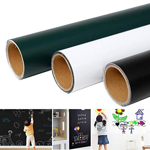 Starry Sky 45/60 / 90 cm x 100 cm magnetische bordsticker voor kinderen design krijt Tip kantoor tafel groen zelfklevend