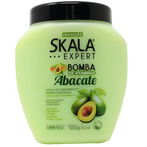Abacate-Creme Condicionador - Skala - 1kg
