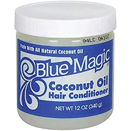 Blue Magic Coconut Hair Conditioner 12 Ounce (354ml) (6 Pack)
