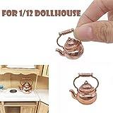Retro Kettle Pot Open Lid Puppenhaus Miniatur Re-Ment 1:12 Scale Fairy Home
