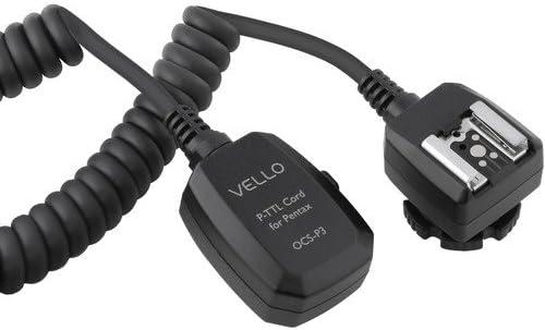 Fuera De Cámara Ttl Flash Cord Para Las Cámaras Olympus Cable Compatible Con fl-cb05