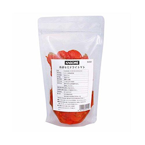 【冷凍】 業務用 セミドライ トマト 570g 冷凍野菜 カゴメ