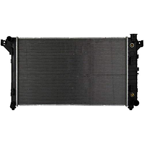 Aluminum Core Automatic Transmission Radiator For Dodge 94-01 Ram 1500 5.2L & 94-02 Ram 1500 3.9L & 94-97 Ram 1500 2500 3500 4000 5.9L & 94-01 Ram 2500 5.2L & 94-96 Ramcharger & 99-01 Ramcharger 5.2L