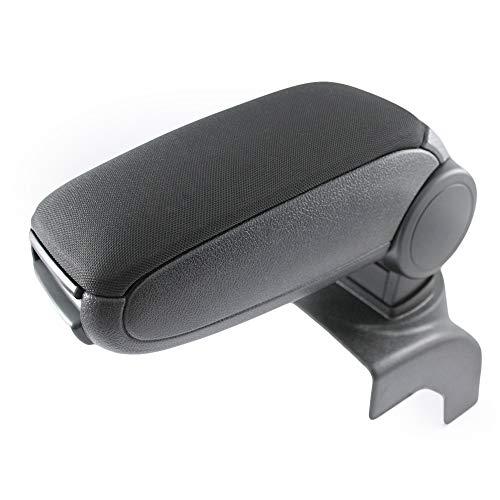 Autohobby 857789 Mittelarmlehne Armlehne Für Jetta 2005-2009 Golf 5 6 Textile Schwarz Genaue Passform
