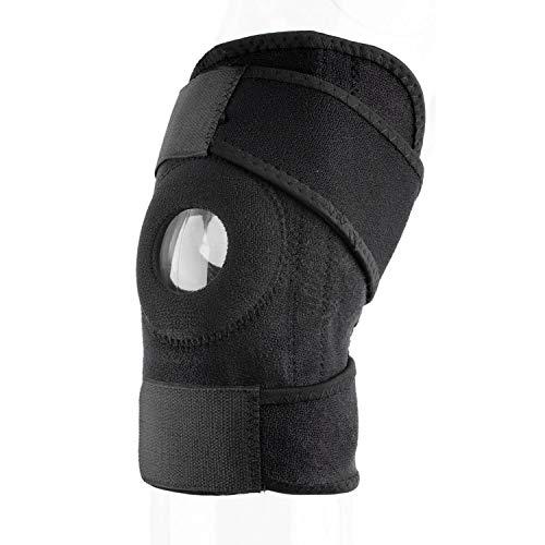 SiaMed 2x Kniebandagen rechts und links - Knieorthese - Damen und Herren - Sport, Arbeit und Hobby - Knieschienen für optimale Unterstützung für Ihr Knie