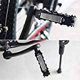 Super Bright White Bicycle Pedal Reflectors - 2PCS