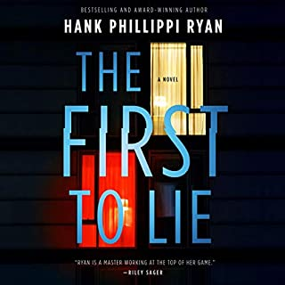 Page de couverture de The First to Lie