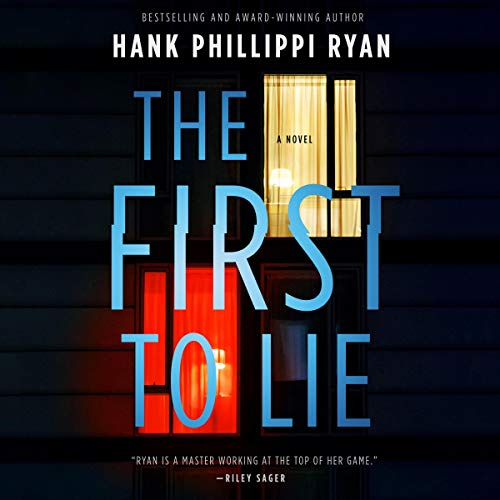 The First to Lie  By  cover art