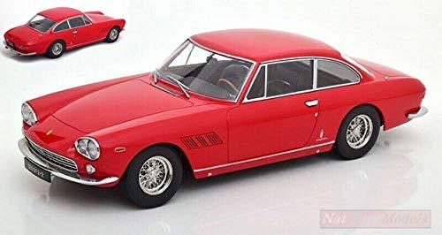 KK Scale KKDC180421 Ferrari 330 GT 2+2 1964 RED 1:18 MODELLINO DIE CAST Model kompatibel mit
