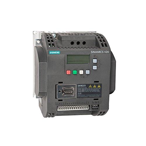 Siemens sinamics v20 - Variador 3ac 380-480v 47-63hz 3,0kw sin filtro