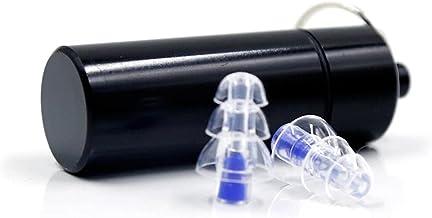Protetor Auricular SIlent Noise Less, Não abafa as Vozes, Uso em Bares, Shows, Festas, No Transito, Protetor para Trabalha...