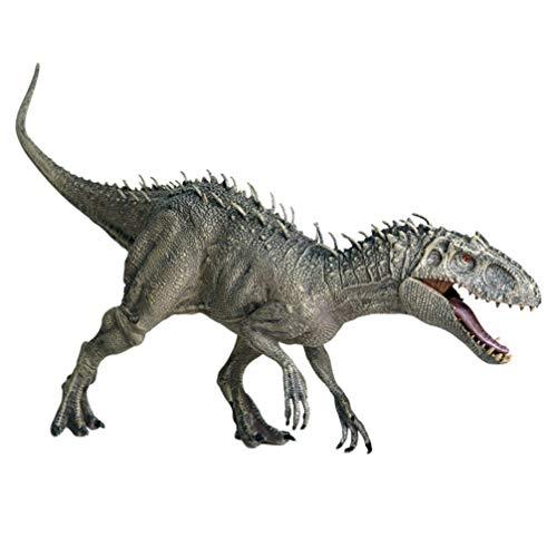 Garneck Realistische Jurassic Dinosaurier Tyrannosaurus Jurassic Welt Actionfigur Spielzeug Dino Modelle für Kinder Geschenk Wohnkultur