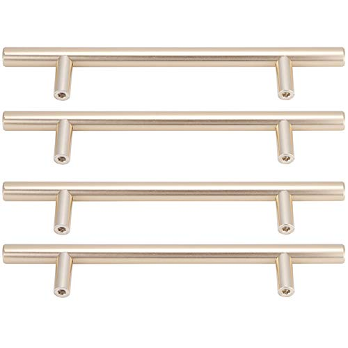 Tirador de cajón Tirador de aleación de aluminio Accesorio para muebles Zapatero Armario Armario para armario(#2)