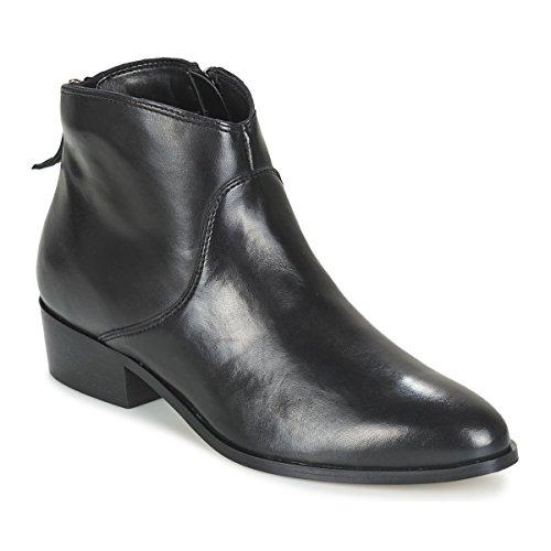 DUNE LONDON PEARCEY Enkellaarzen/Low boots dames Zwart Low boots