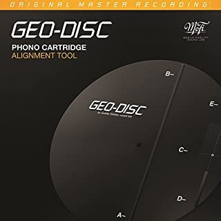 geodisc phono cartridge alignment tool