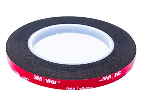Double Sided Heavy Duty Mounting Tape 10M/32.8ft Length x 10mm Width,...
