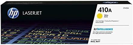 HP 410A Laserjet Toner Cartridge, Yellow - CF412A