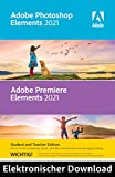 Adobe Photoshop & Premiere Elements 2021 | Student & Teacher Edition | 1 Benutzer | Mac | Mac Aktivierungscode per Email
