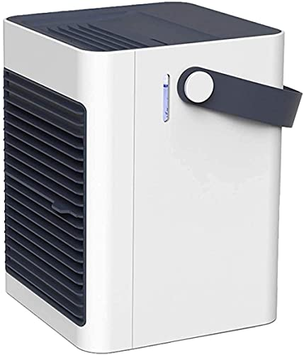 Climatizzatore Portatile Raffreddatori evaporativi Condizionatore portatile, condizionatore d'aria personale dispositivo di raffreddamento ad aria portatile, Desktop Air Raffredding fan umidificatore