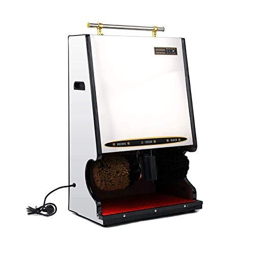 Polador de zapatos, Vertical Público Completamente Automático Inducción Cepillo eléctrico Pintura de...