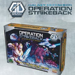 Galaxy Defenders - Operation Strikeback by Ares Games