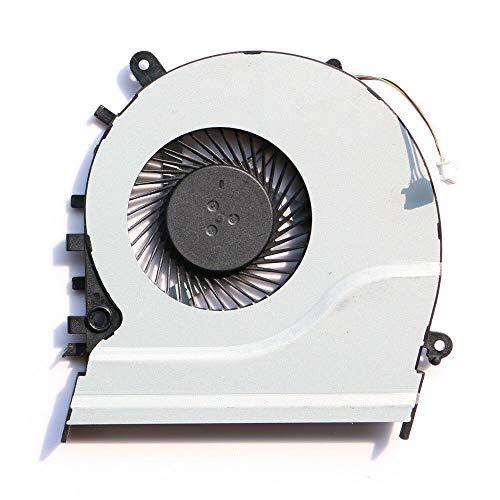 DBParts - Ventilador de CPU para ASUS Vivobook S551LB V551LB S551 V551 K551 K551L K551LA K551LB K551LN S551L V551L, P/N: EF50060S1-C180-S9A