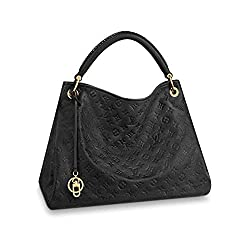 louis vuitton monogram canvas handbag black