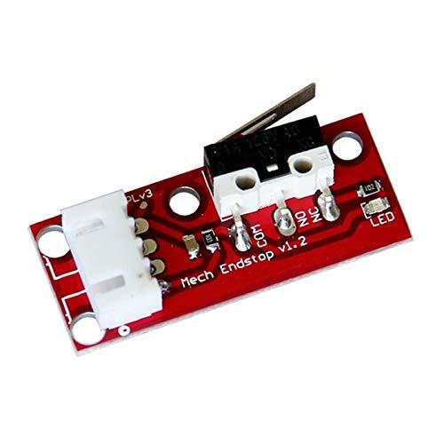 YGMOTO Módulo mecánico del interruptor de parada del extremo de GKJA AYDD V1.2